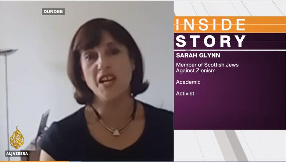18-09-05 Sarah on Al Jazeera